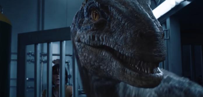 Jurassic world 2 Sky cinema