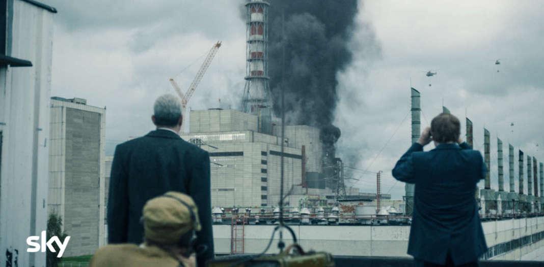 Chernobyl Sky