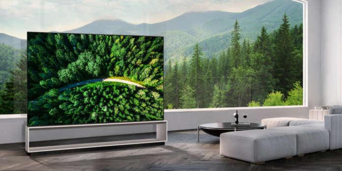 TV OLED 8K LG 88 pollici