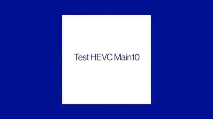 Test HEVC main 10 nuovo digitale terrestre