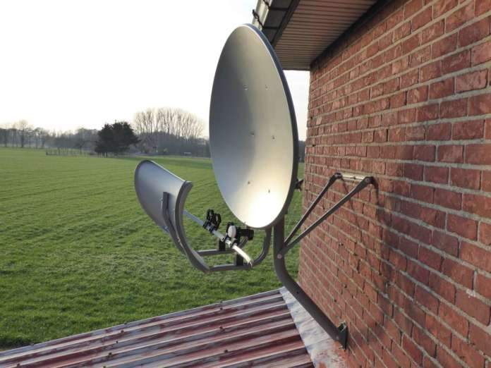Parabola toroidale Wavefrontier T90 canali BBC