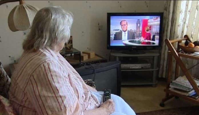 Nuovo digitale terrestre anziani tv