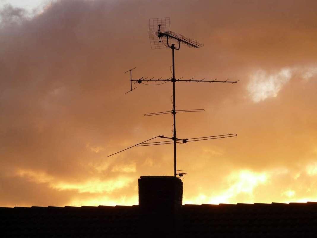 antenna impianto TV DVB-T2