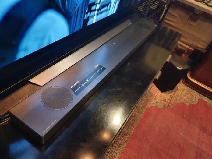 Soundbar LG SN9YG