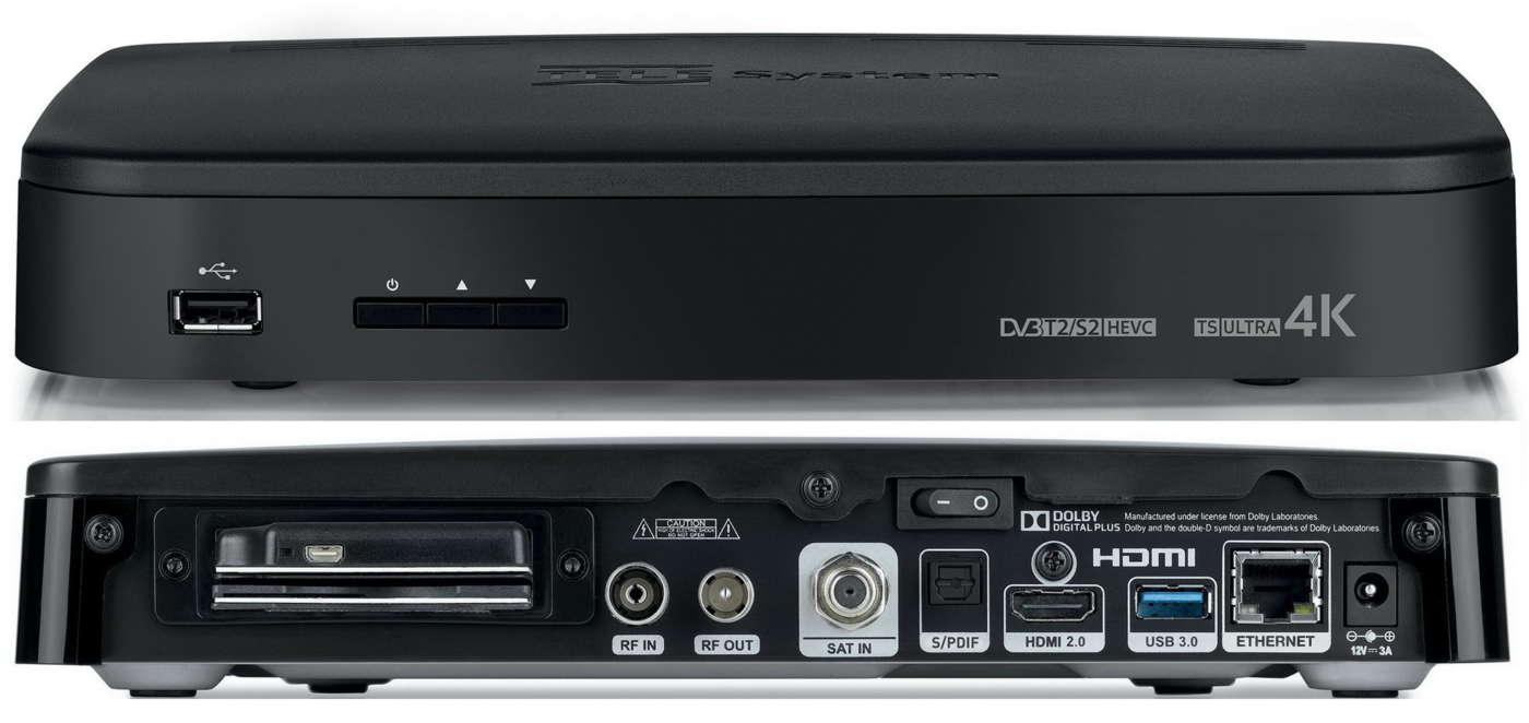 Decoder TS Ultra 4K HDR