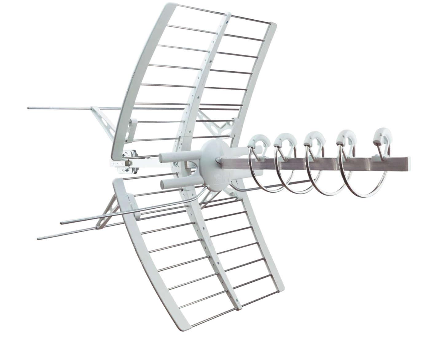 antenne DTT_fracarro_ElikaPRO