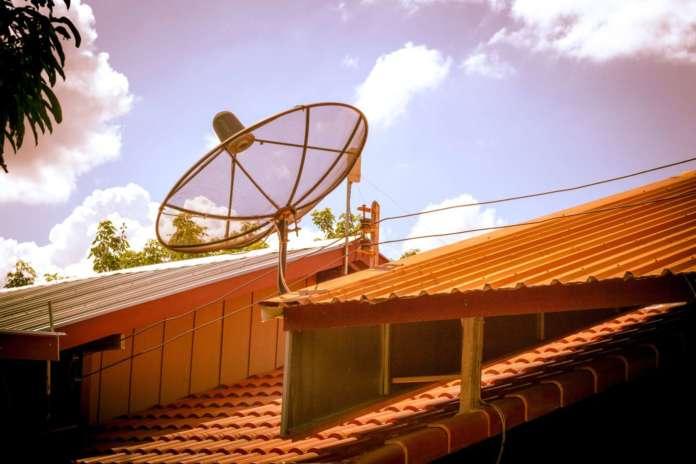 Frequenze dei satelliti radiotelevisivi