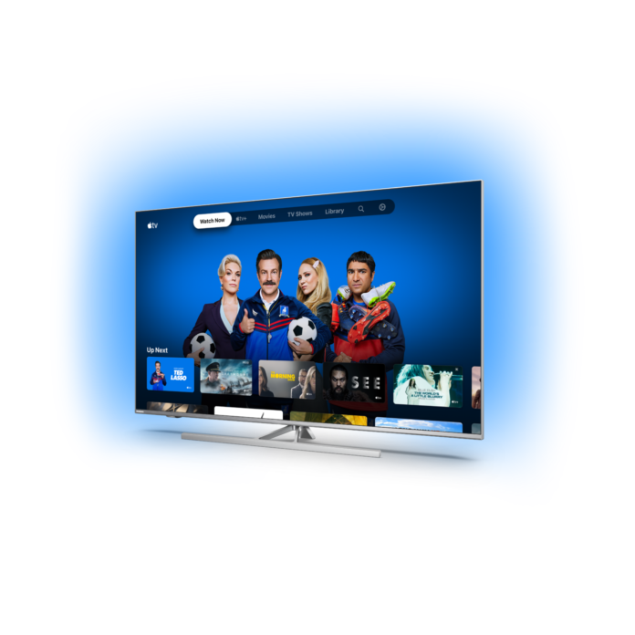 Apple TV sui televisori Philips