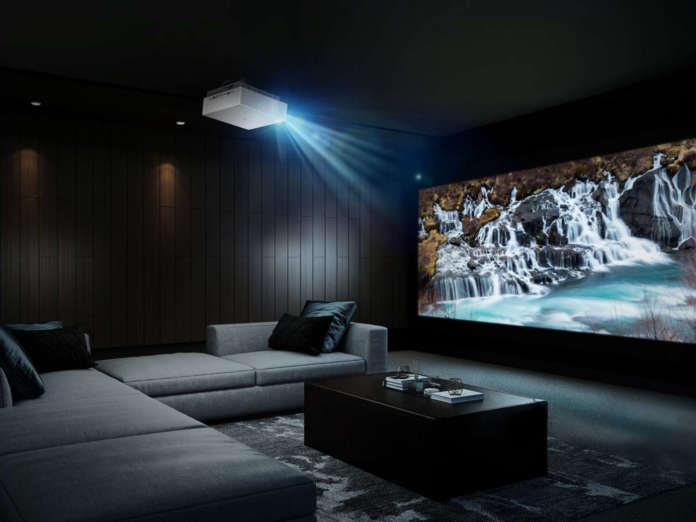 LG CineBeam 4K UHD