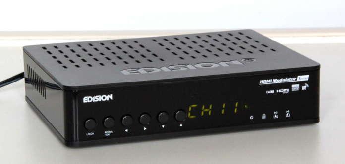 5G, UHF e modulatore DVB-T HD