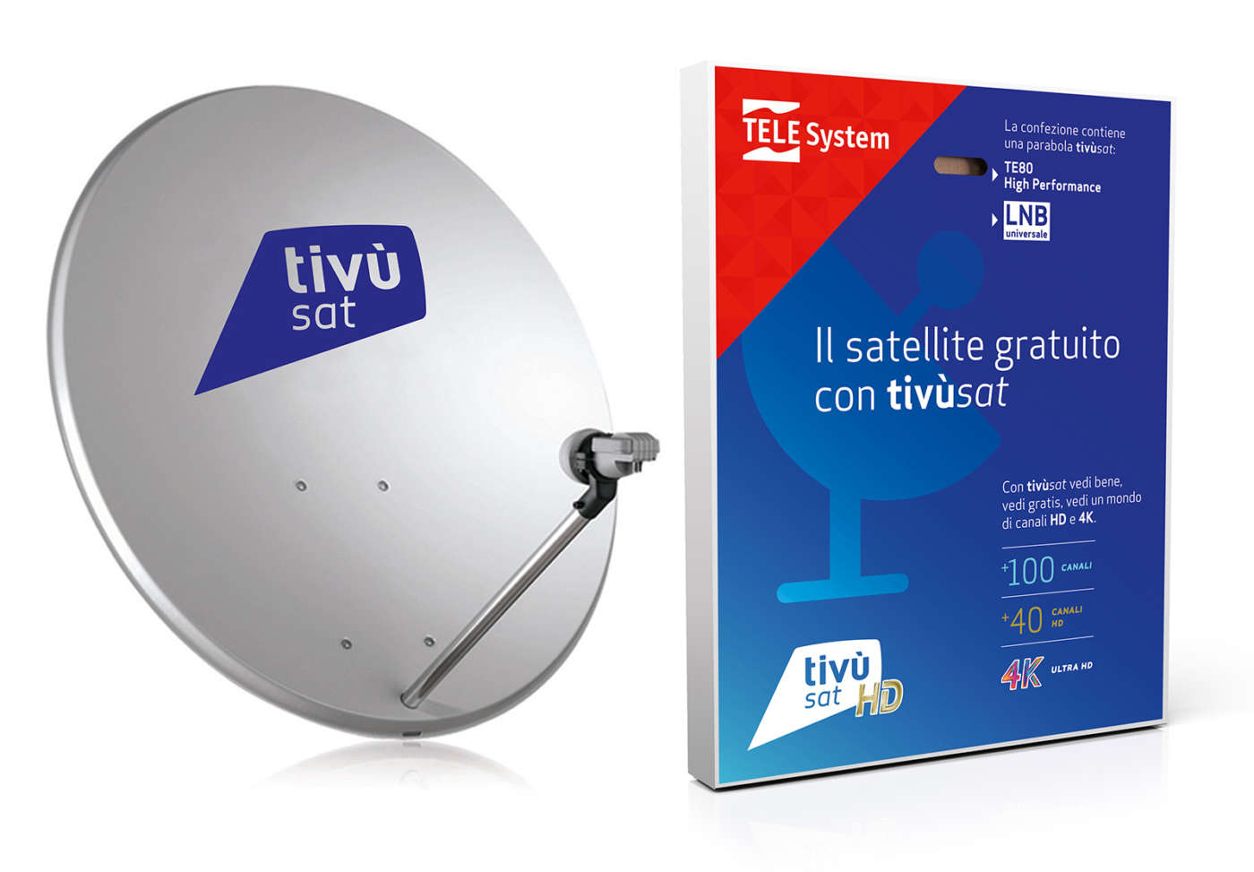 DTT e Satellite