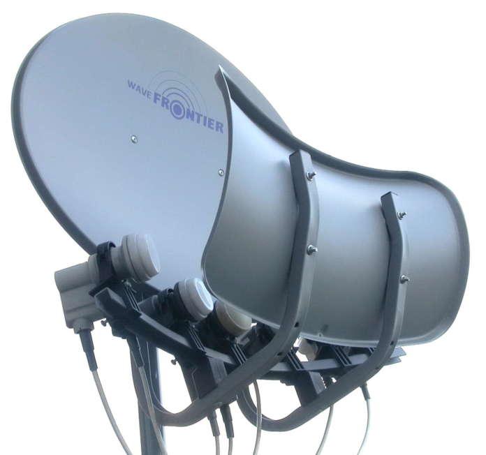 Antenna Parabolica toroidale