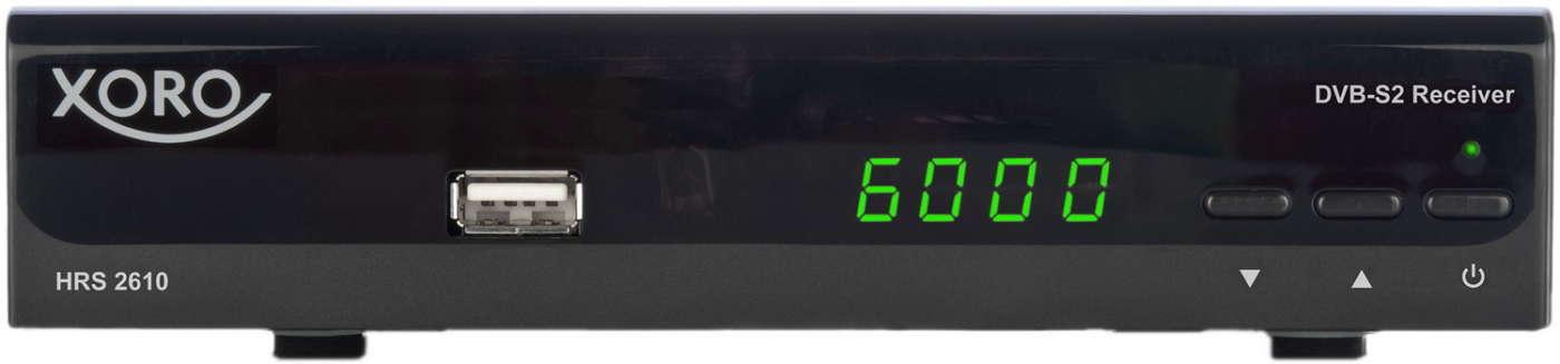Decoder DVB-S2 Xoro HRS 2610