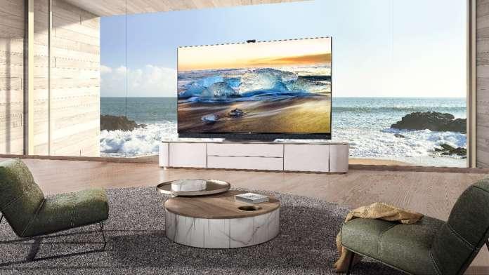 TCL X92 Series – Mini LED 8K TV
