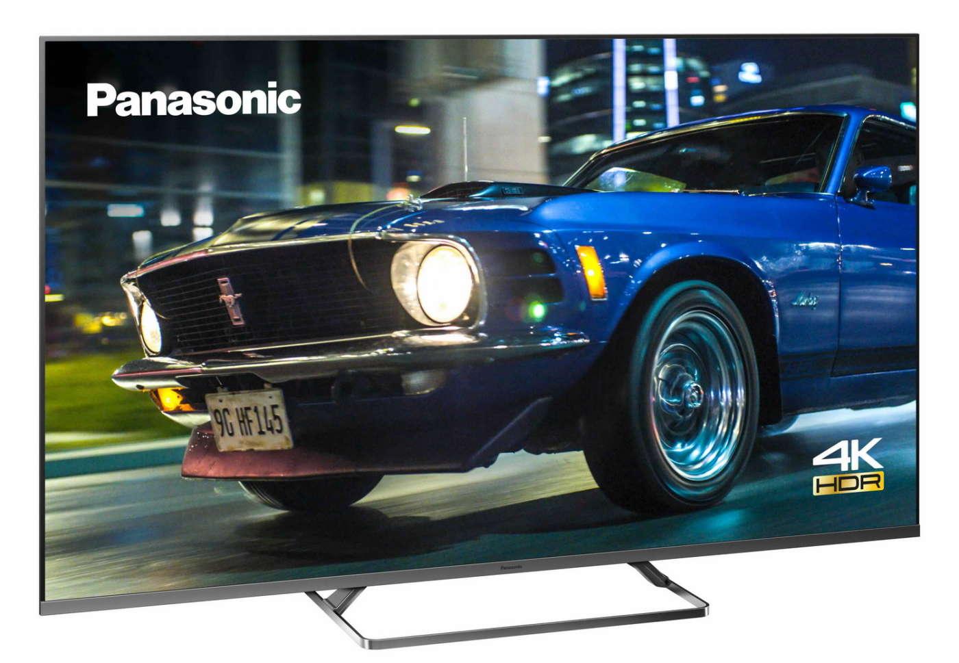 TV LCD Ultra HD Panasonic