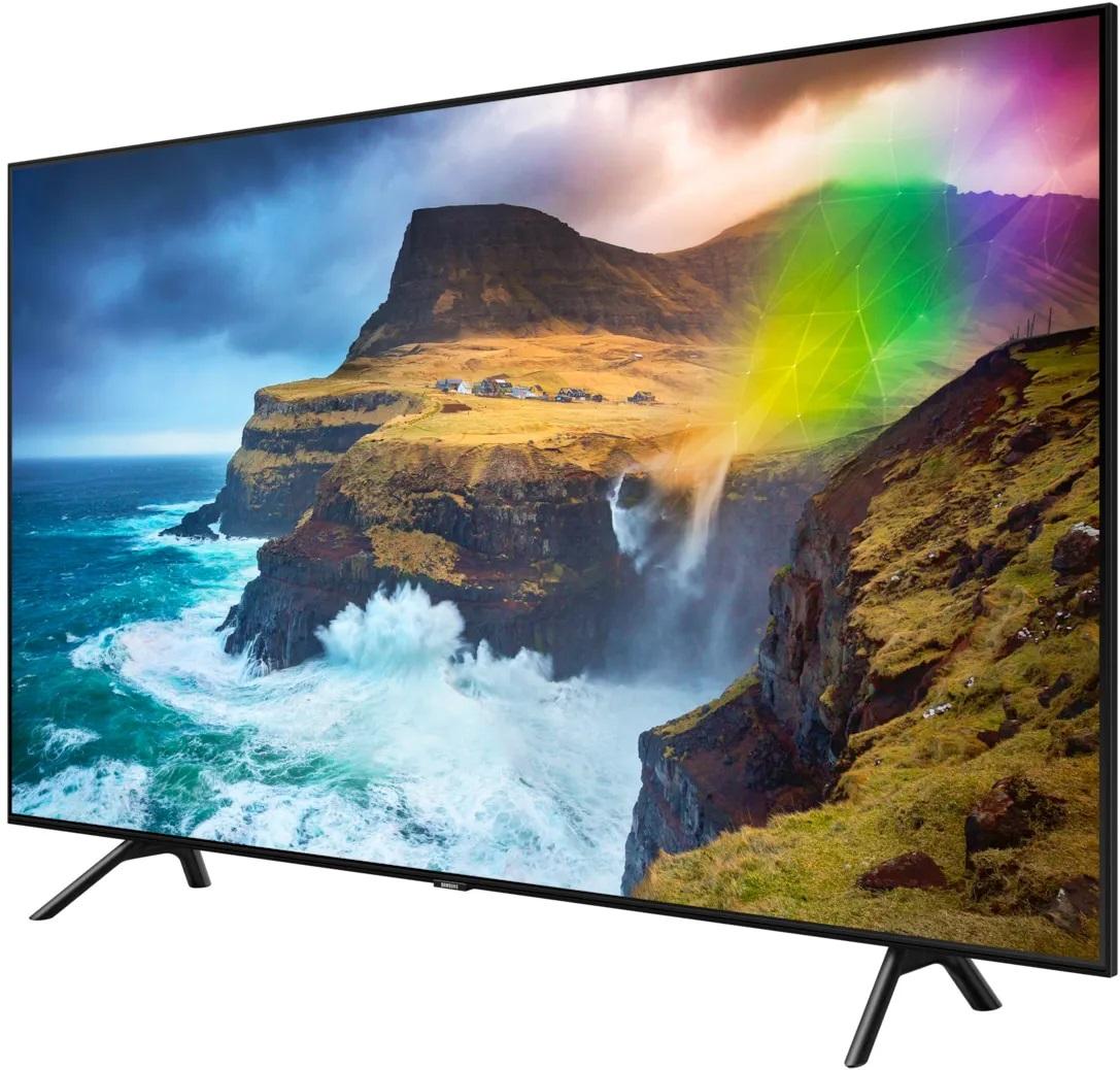 Tv 4K con tuner DVB-S2