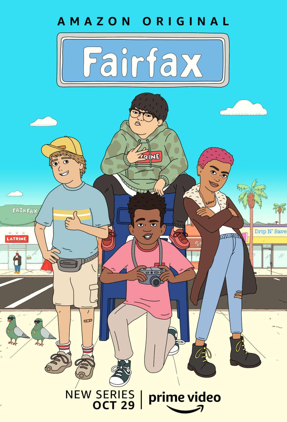 Prime Video - Fairfax