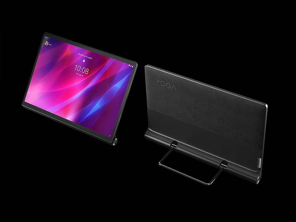 Lenovo Yoga Tab 13_Front_Back